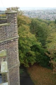 View from Severndroog Castle, 2014