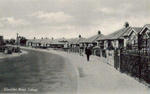 Blackfen Road near Curran Avenue, mid 1930s (BLSAC)