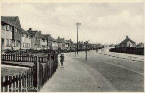 Chester Road, mid 1930s