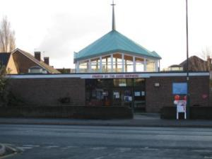 Church of the Good Shepherd, Blackfen Road in 2010