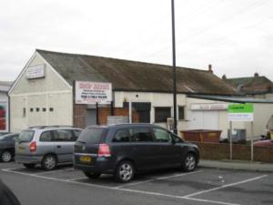 Former public hall in Westwood Lane (now Sidcup Windows)