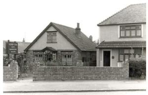 H. Ashby Hairdressers, Blackfen Road in 1966