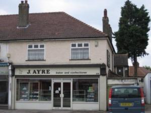 J. Ayre bakers in 2010