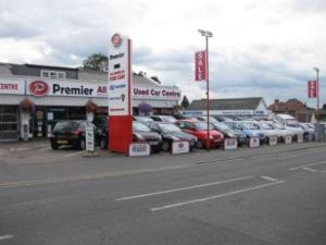Premier Autocentres, Blackfen Road in 2010