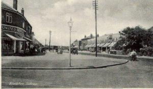 United Dairies at Days Lane mid 1930s