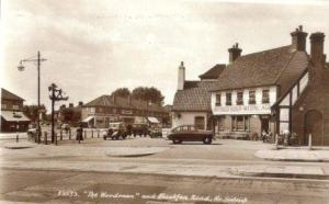 The Woodman in the 1950s
