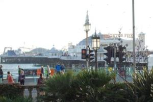 Brighton Pier from Old Steine (2014)