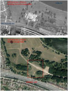 Google Earth_Danson Pool 1960 and 2014