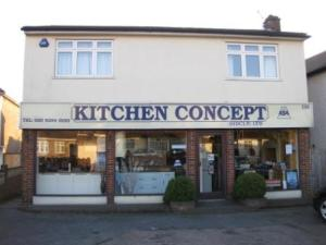 Kitchen Concepts, 116 Blackfen Road 2010