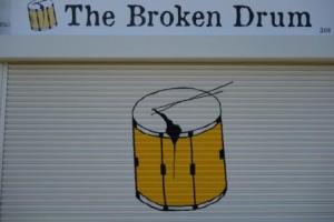 Broken Drum almost ready to be opened in April 2015