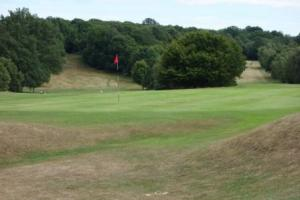 Beckenham Place golf course