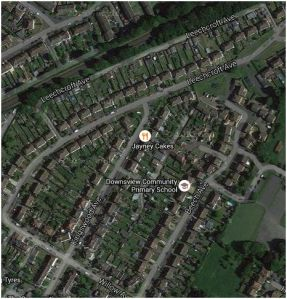 Kingswood Estate, Swanley. Recognise more street names?