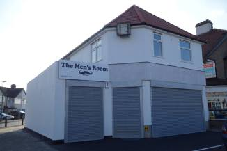 The Men's Room about to open March 2016