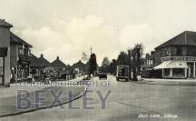 Days Lane 1930