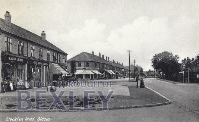Blackfen Road 1935_RACS