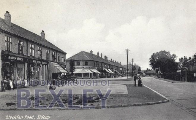 Blackfen Road 1935_RACS