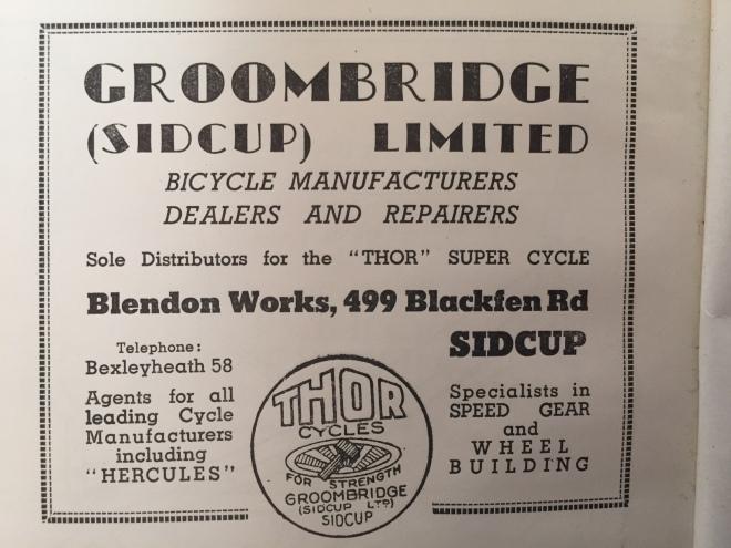 Groombridge 1949