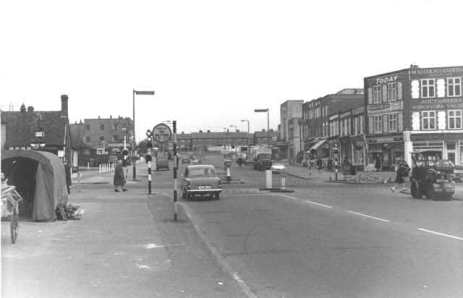 Wellington Ave 1962