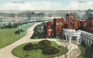 Avery Hill 1906
