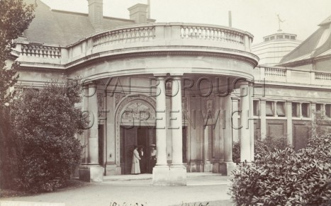 Avery Hill entrance1905